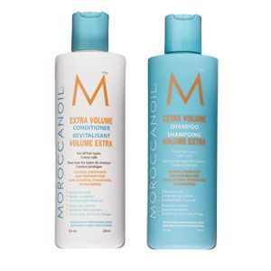 Kit Shampoo + Condicionador Moroccanoil (Extra Volume) 250ml